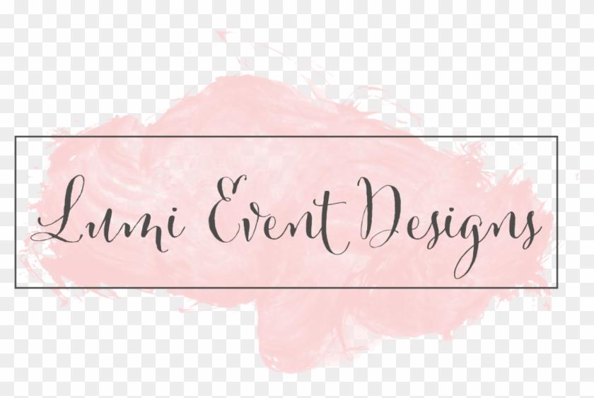 Pink Petal Brand Subscribe Logo Font Clipart.