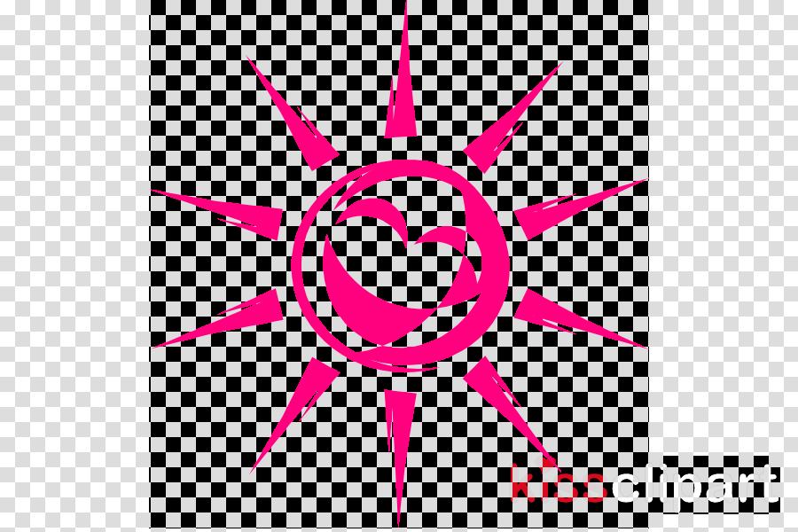 Pink Circle clipart.