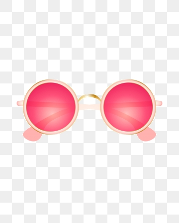 Pink Sunglasses Png, Vector, PSD, and Clipart With.