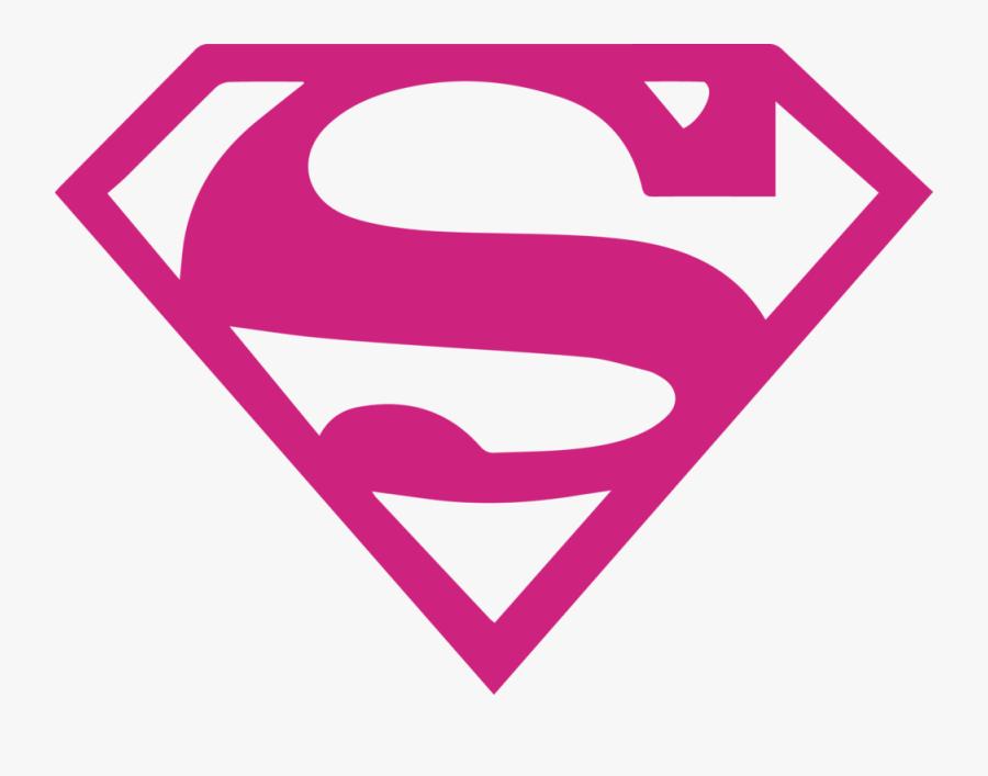 Supergirl Clipart Logo.