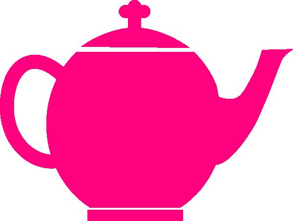 Pink Teapot.