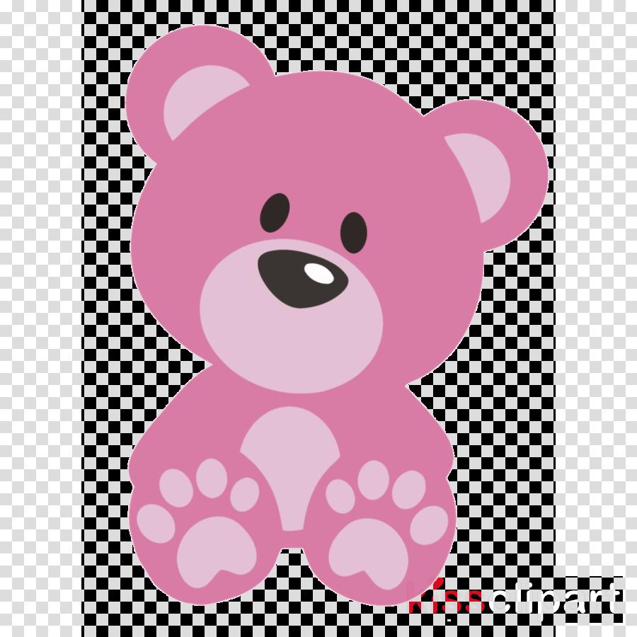 Teddy bear clipart.