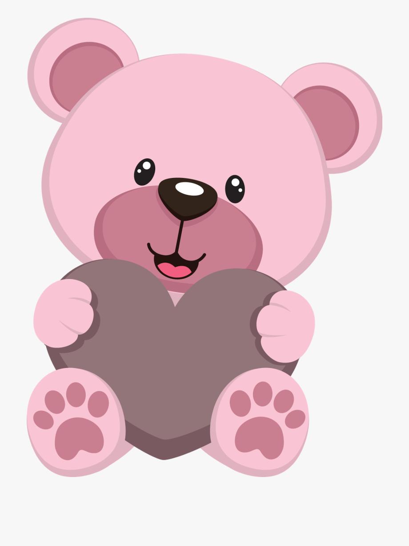 Kawaii Clipart Teddy Bear.