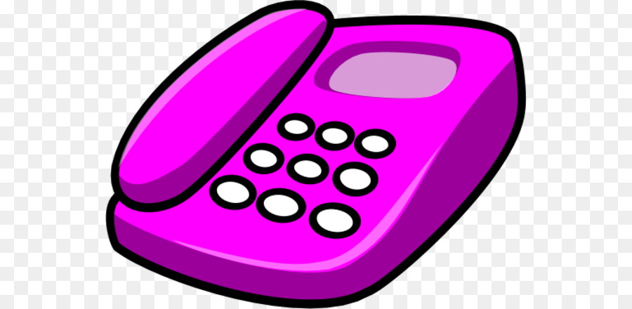 Telephone Cartoon png download.