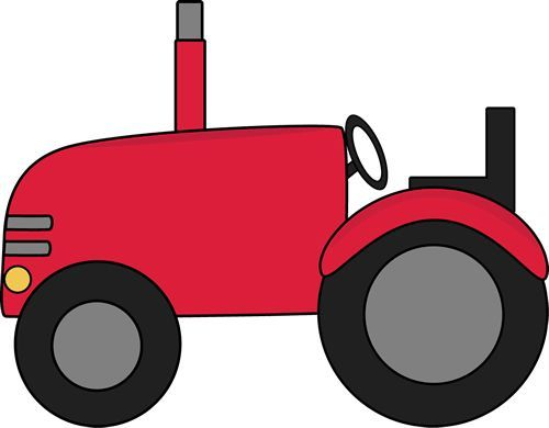Pink tractor clipart 2 » Clipart Portal.