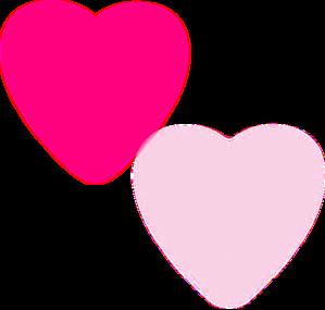 Translucent Hearts Clip Art at Clker.com.