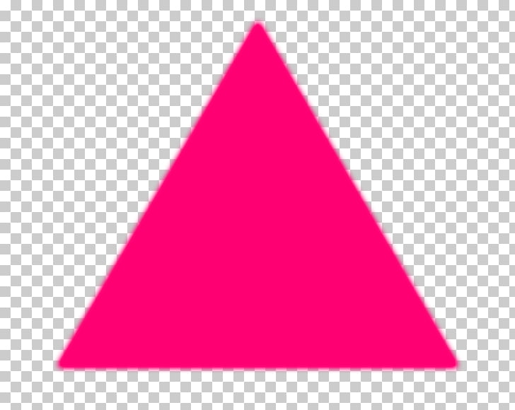 Triangle Area Pattern, Pink Triangle PNG clipart.