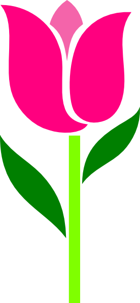 Pink Tulip Clipart 20 Free Cliparts Download Images On