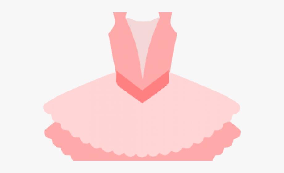 Ballet Clipart Hot Pink Tutu.