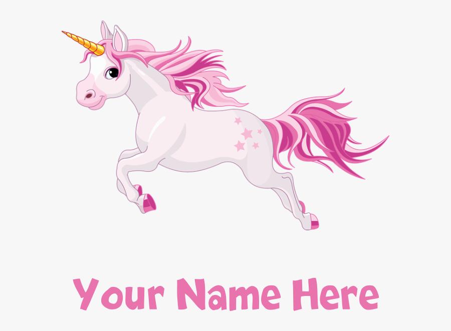 Pink Unicorn Baseball Cap.