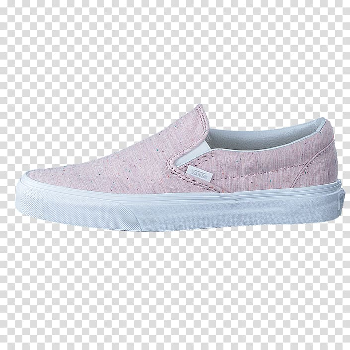 Sports shoes Vans Classic Slip On Skate shoe, Pink Vans.