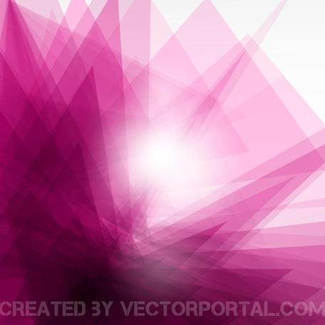PINK VECTOR BACKGROUND WITH GLARING LIGHT.eps Clipart Picture.