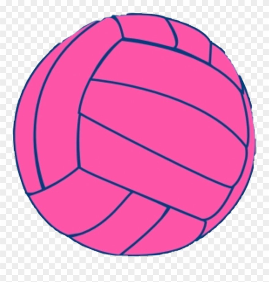 pink #ball #volleyball #art #icon #aesthetic #tumblr.