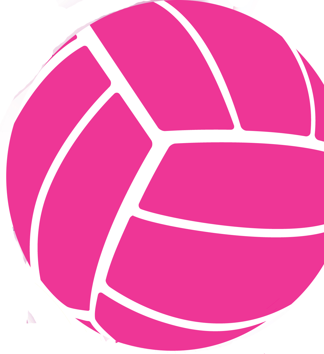 8066 Volleyball free clipart.