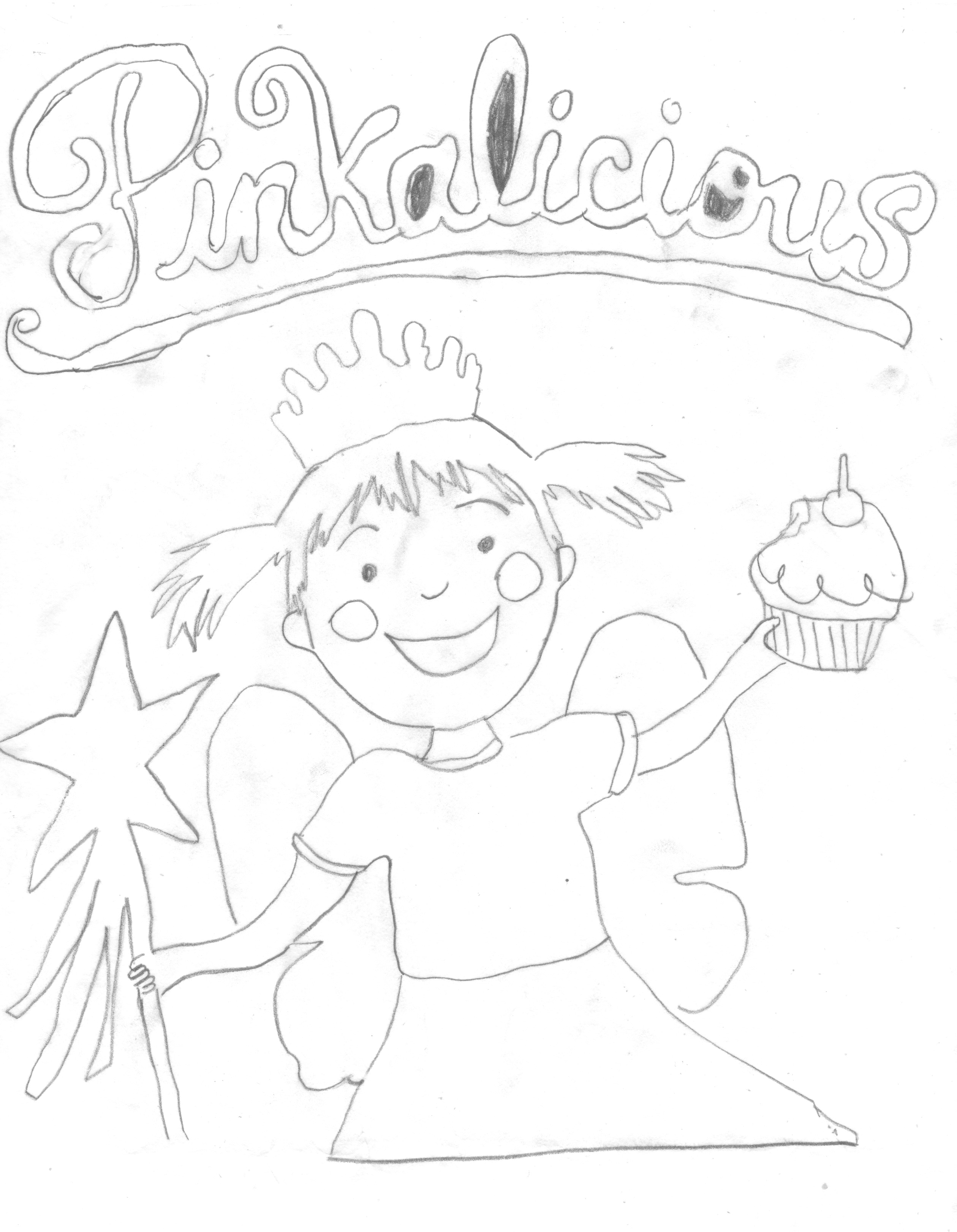 Free Pinkalicious Coloring Pages, Download Free Clip Art.