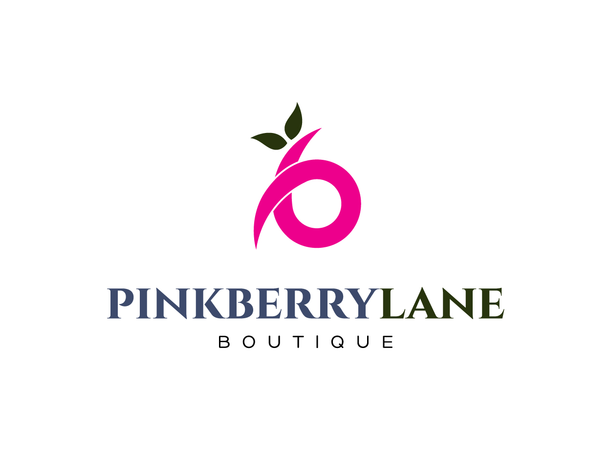 Boutique Logo Design for Pinkberry Lane Boutique or at least.