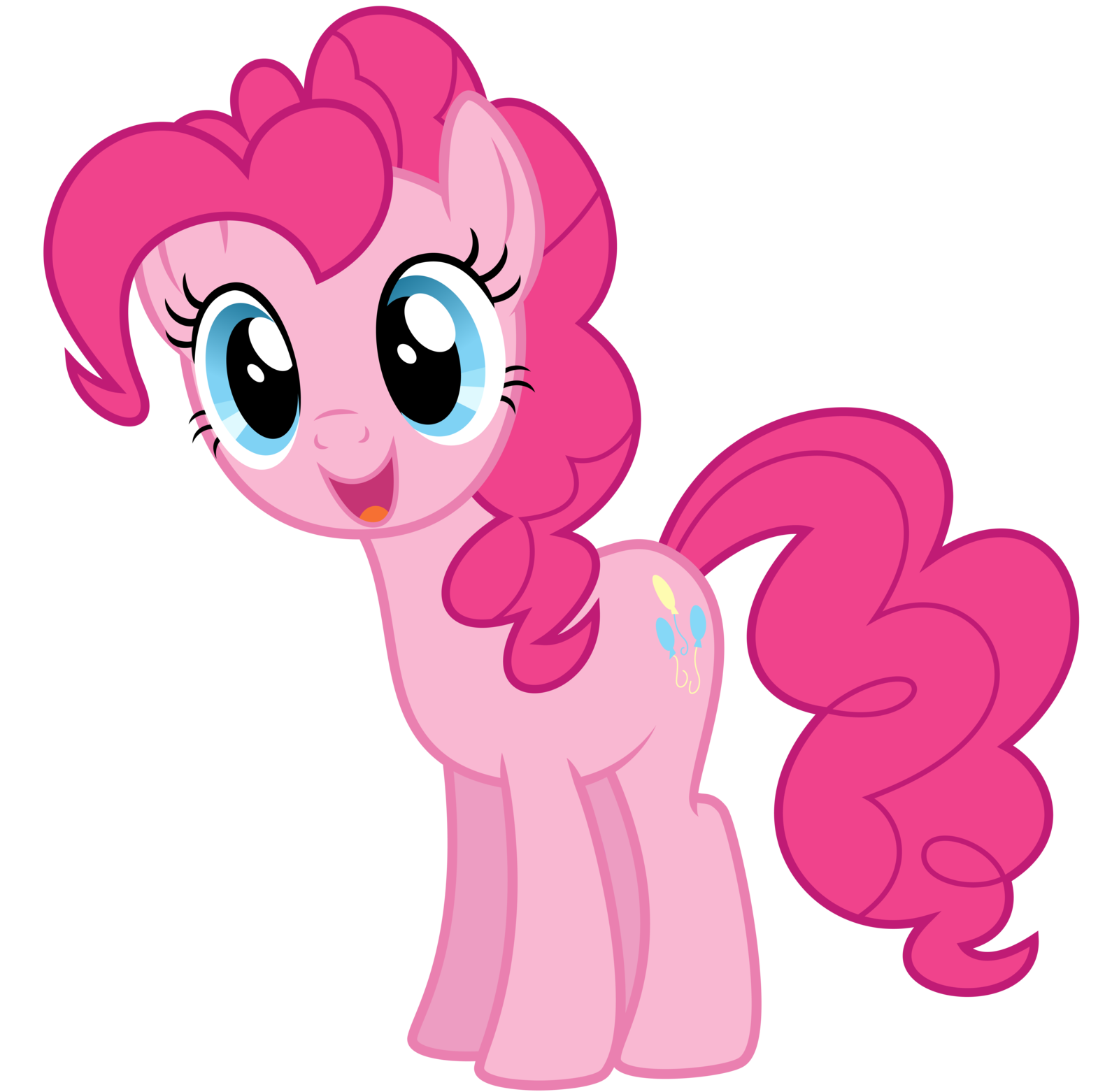 Pinkie pie clipart 3 » Clipart Station.