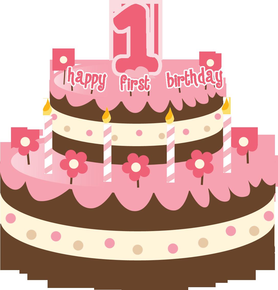 Birthday Cakes Images. Mesmerizing Free First Birthday Cake: Free.