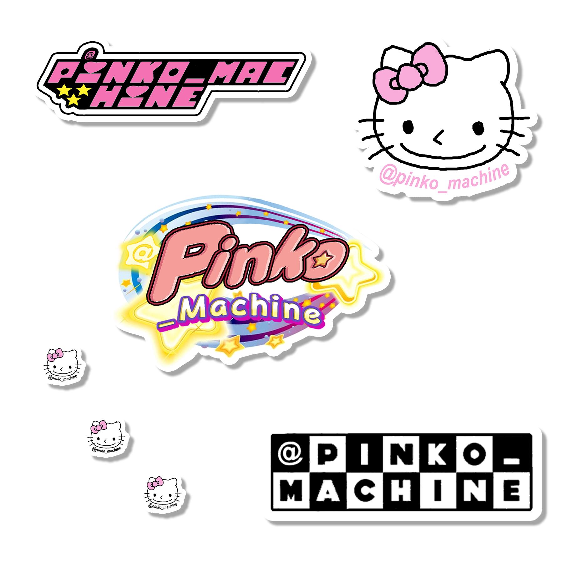 pinko pack™️ · pinko_machine · Online Store Powered by Storenvy.