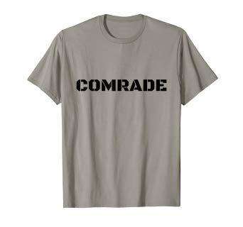 Amazon.com: Comrade Commie Pinko Red Socialist T Shirt: Clothing.