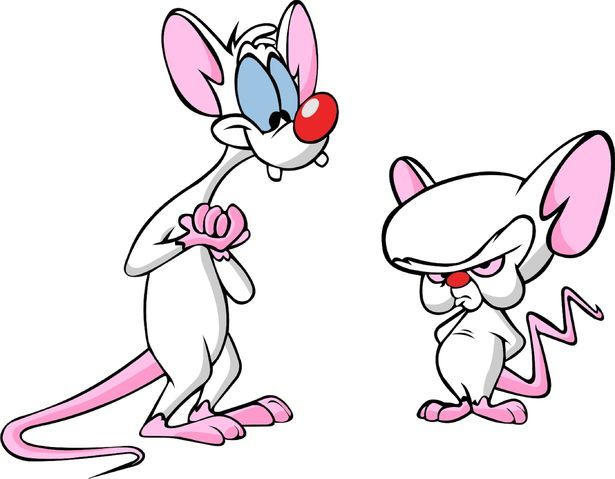 Pinky and the brain clipart 1 » Clipart Portal.
