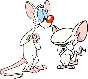 Pinky and the brain clipart » Clipart Portal.