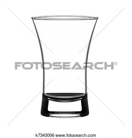 Shot Glasses Clipart.