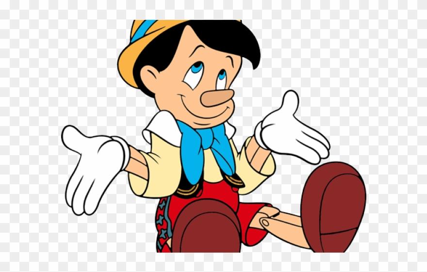 Pinocchio Clipart.