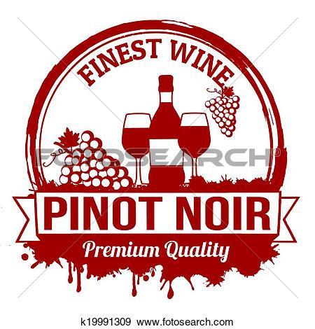 Pinot noir Clipart EPS Images. 63 pinot noir clip art vector.