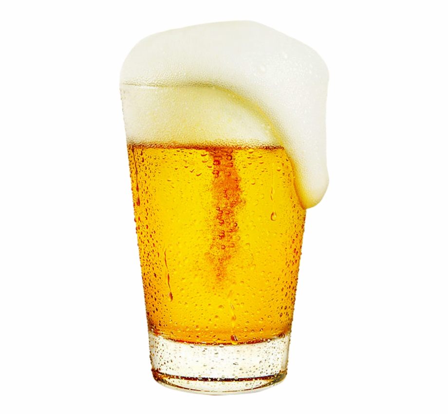Transparent Background Beer Glass Png Free PNG Images.