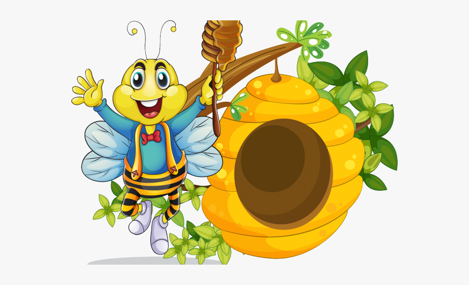 Bee Hive Clipart Pinterest.