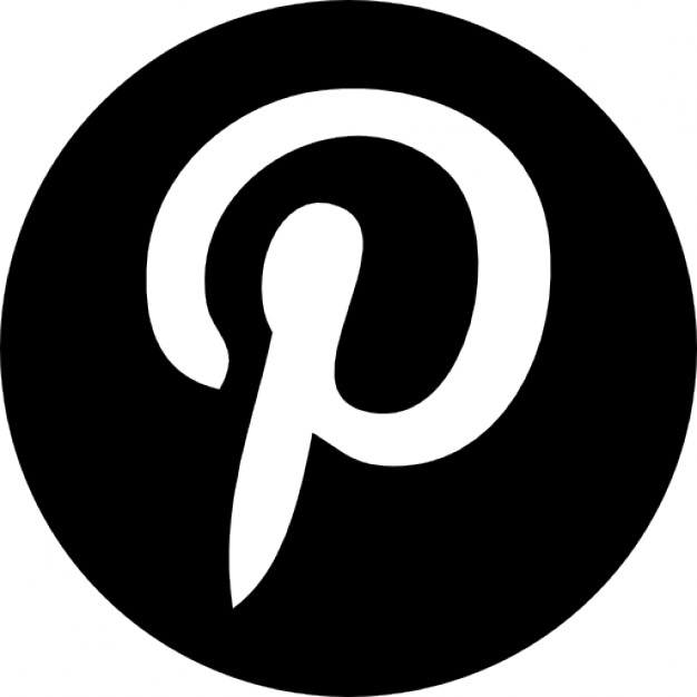 Wr Pinterest Icon Transparent Pinterest Logo Vector.