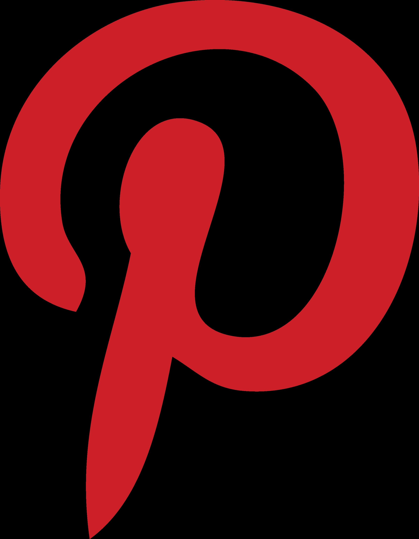 Pinterest 2 Logo PNG Transparent & SVG Vector.