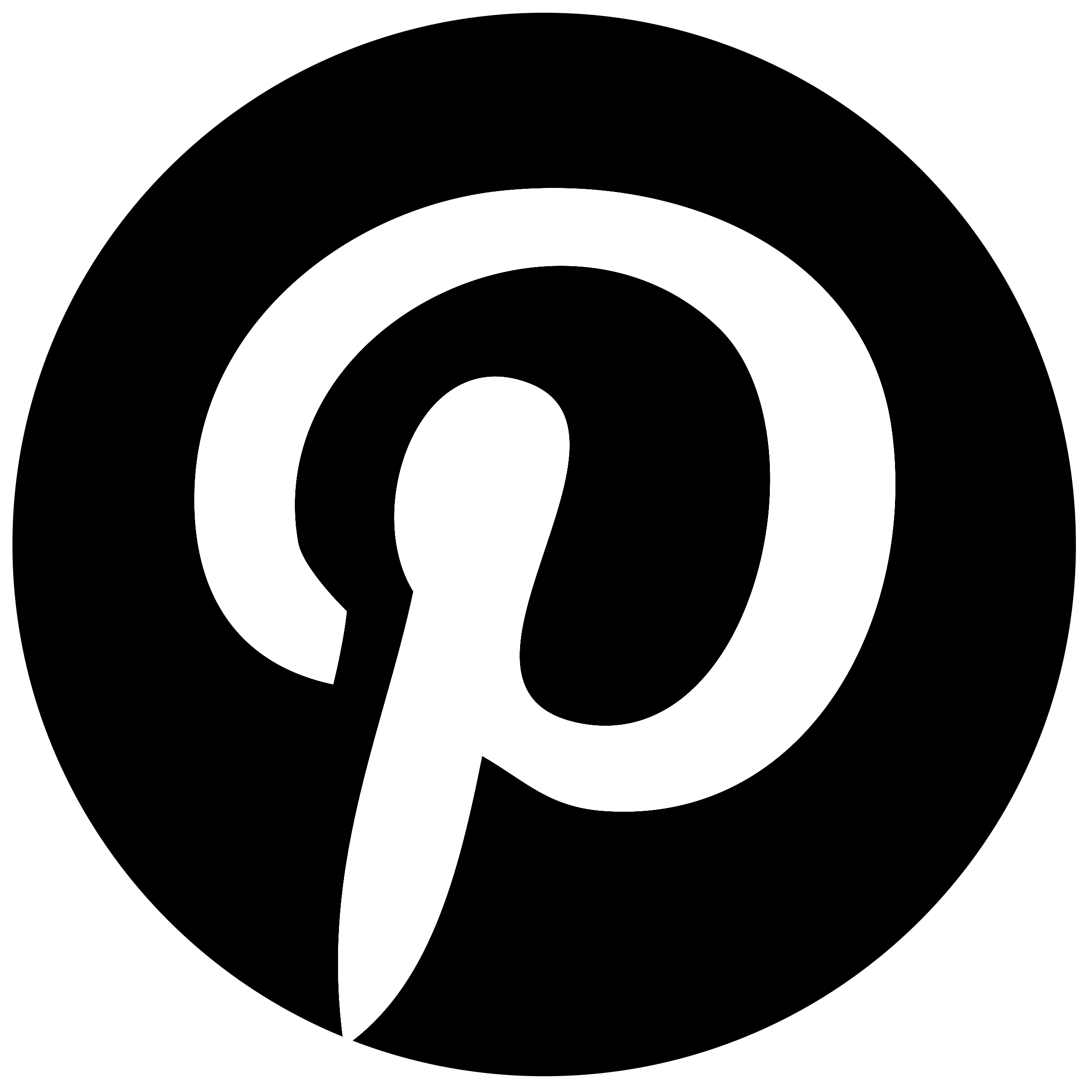 Pinterest Logo PNG Transparent & SVG Vector.