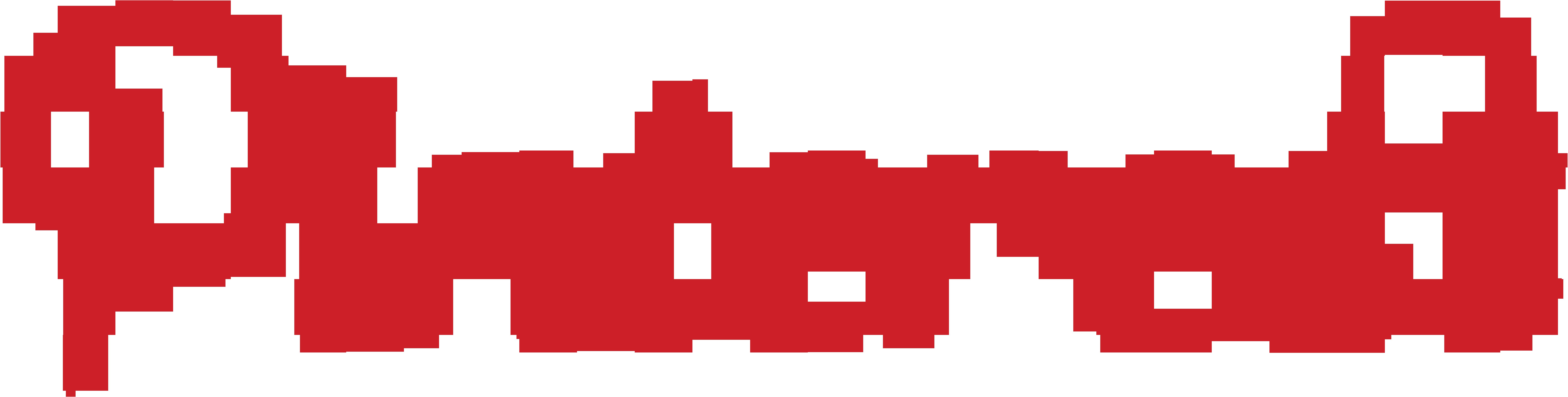Logo, pinterest icon.