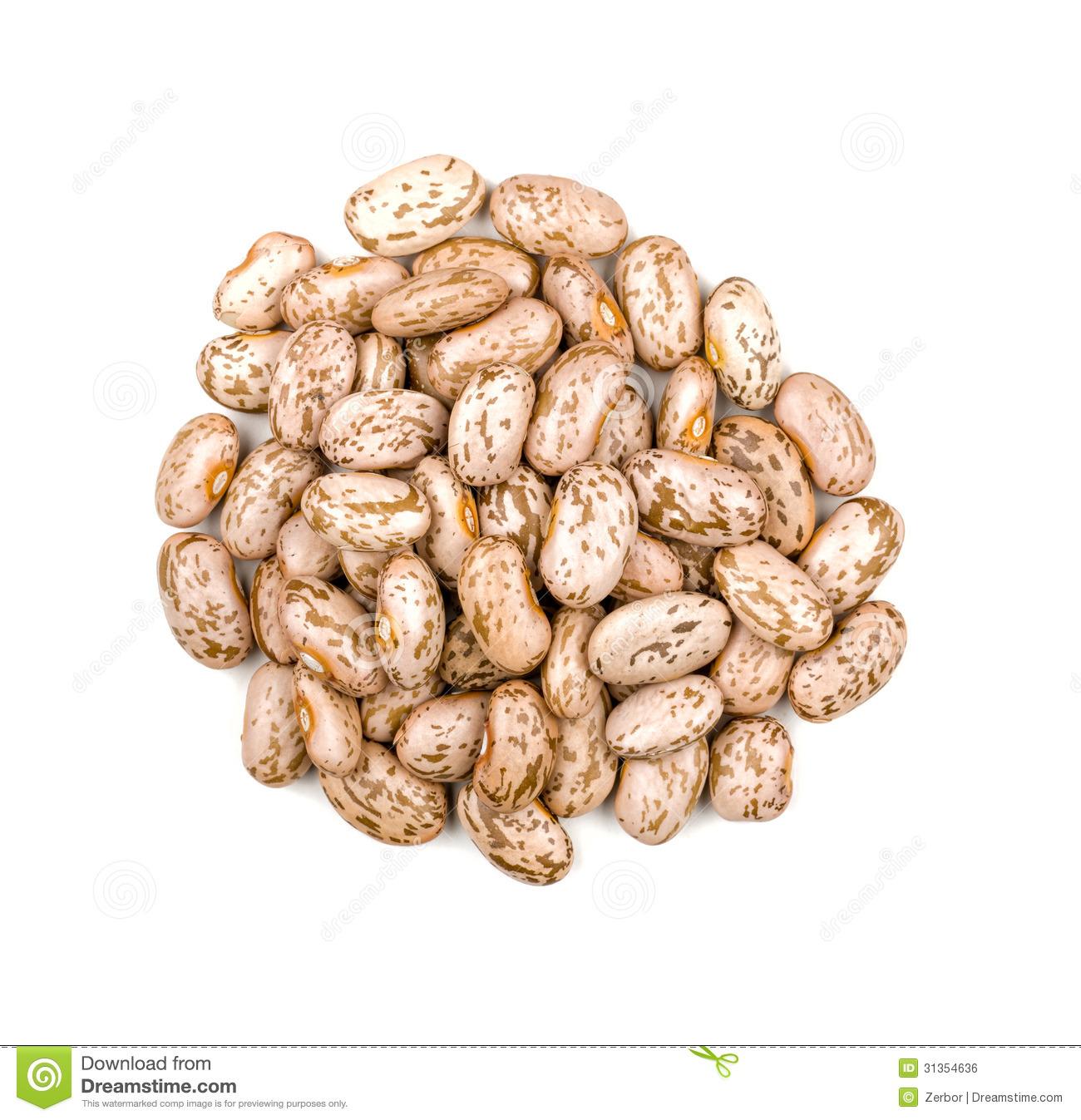 Pinto Beans Clipart.