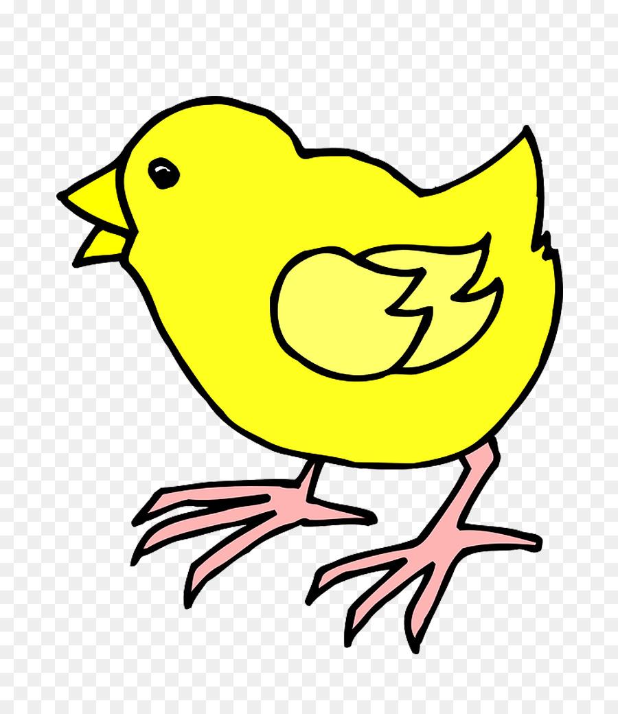 Bird Line Art png download.
