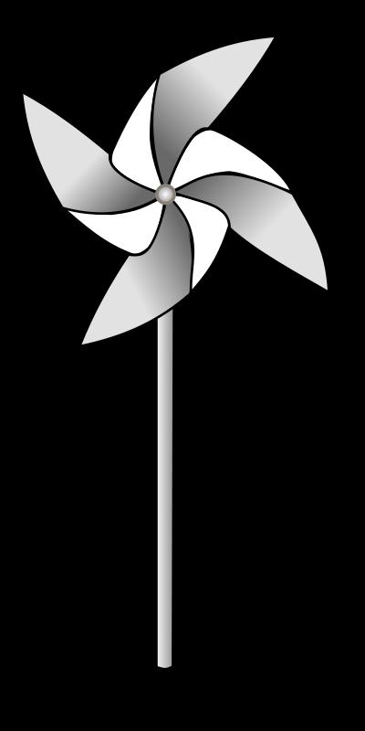 Free Clipart: Pinwheel.