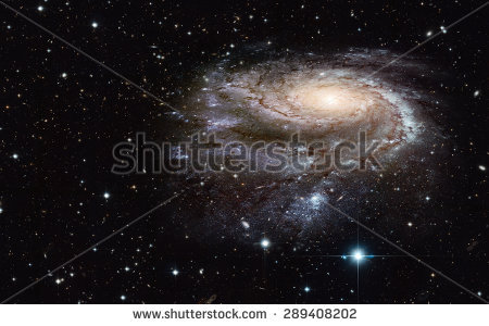 Milky Way Our Solar System Heic0602a Stock Photo 214766428.