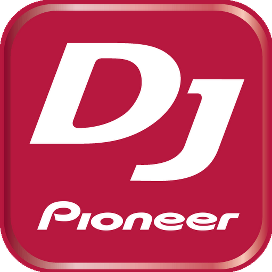 pioneer dj logo.