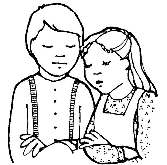 Pioneer Children Clipart « ClipartPen.