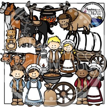 Pioneer Clipart in 2019.