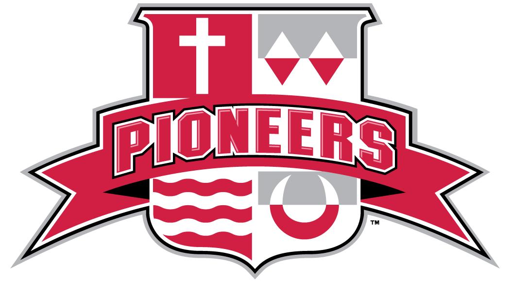 Sacred Heart Pioneers.