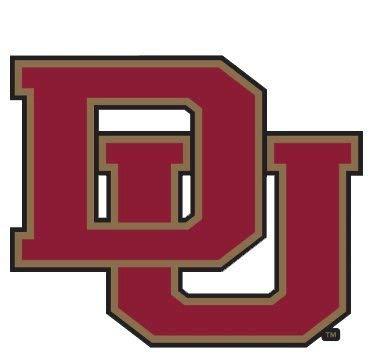 Wincraft Denver University Pioneers NCAA 4x4 Die Cut Decal.