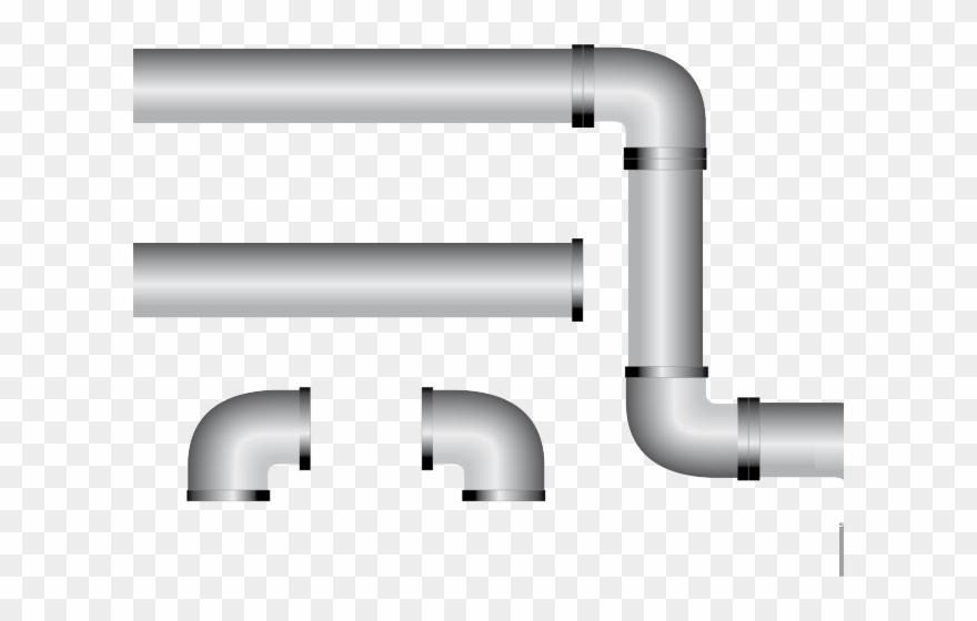Pipe Clipart Metal Pipe.