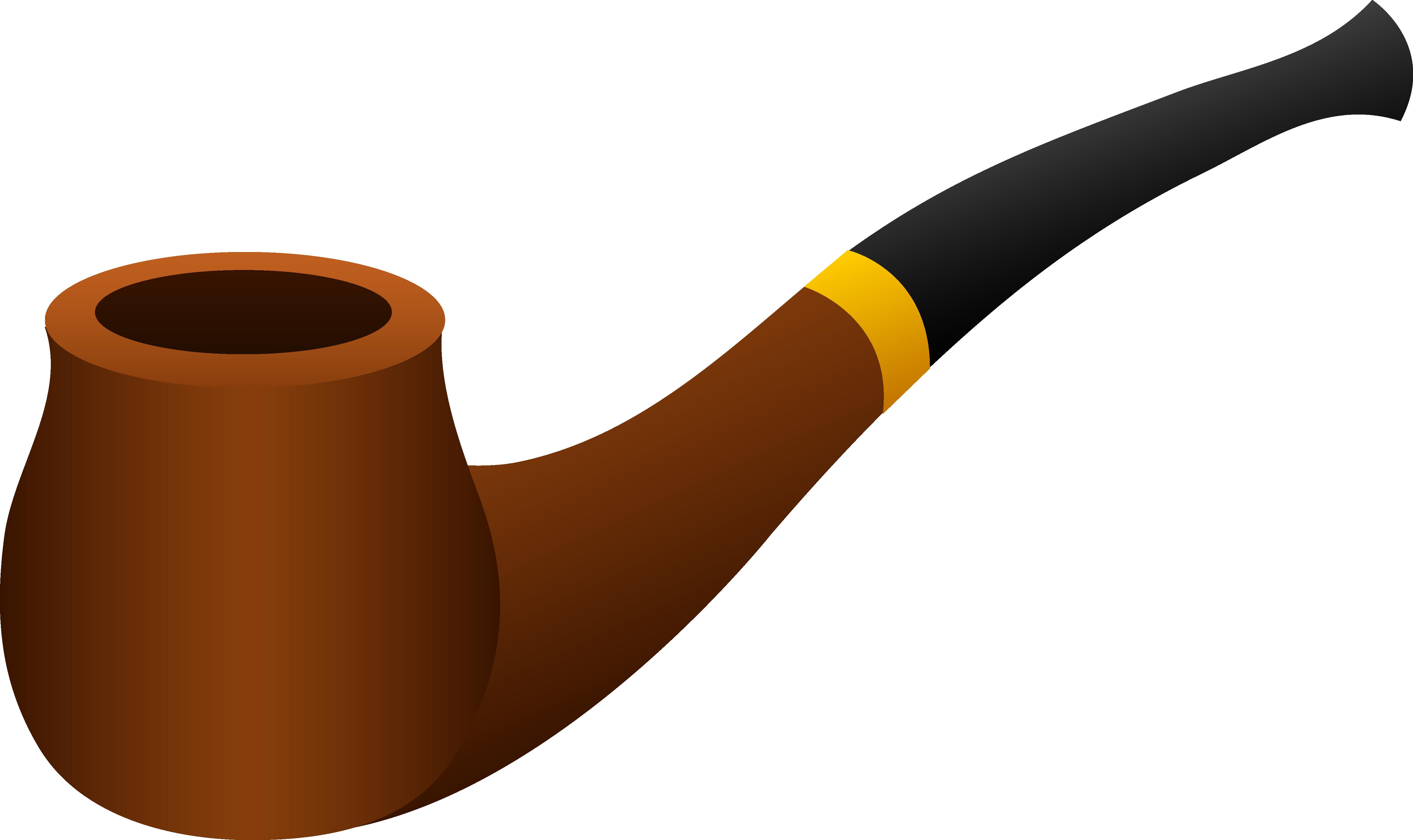 Pipe Clipart Design.