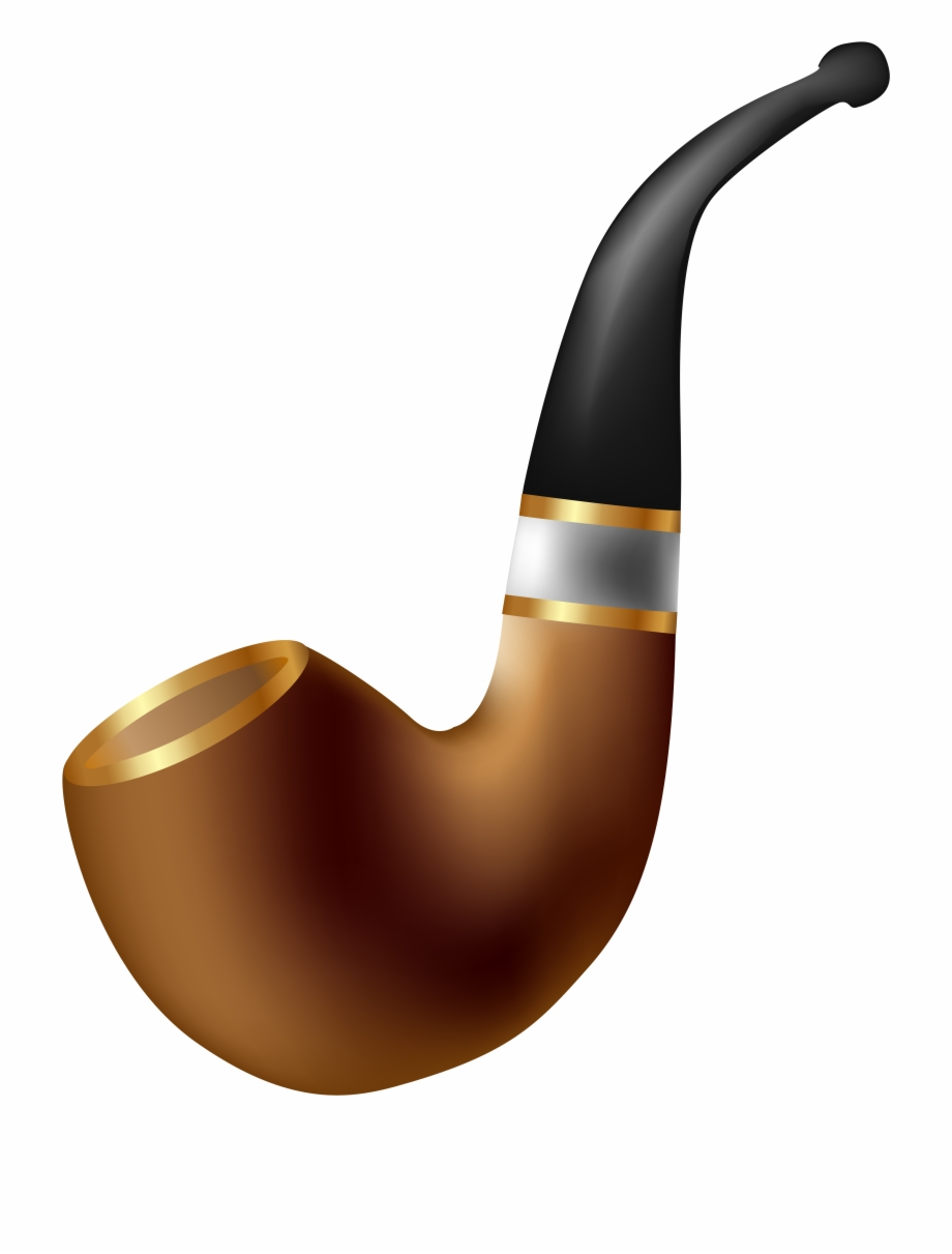 Clip Art Pipe Smoking Pipe Logo Png.