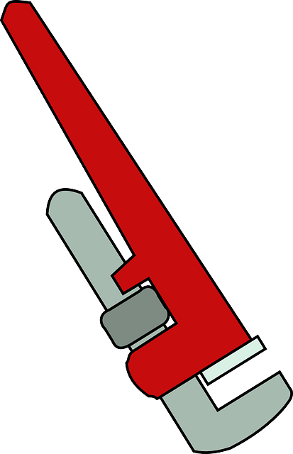 Free vector graphic: Pipe Tongs, Wrench, Pipe Wrench.