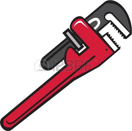2,769 Pipe Wrench Stock Illustrations, Cliparts And Royalty Free.