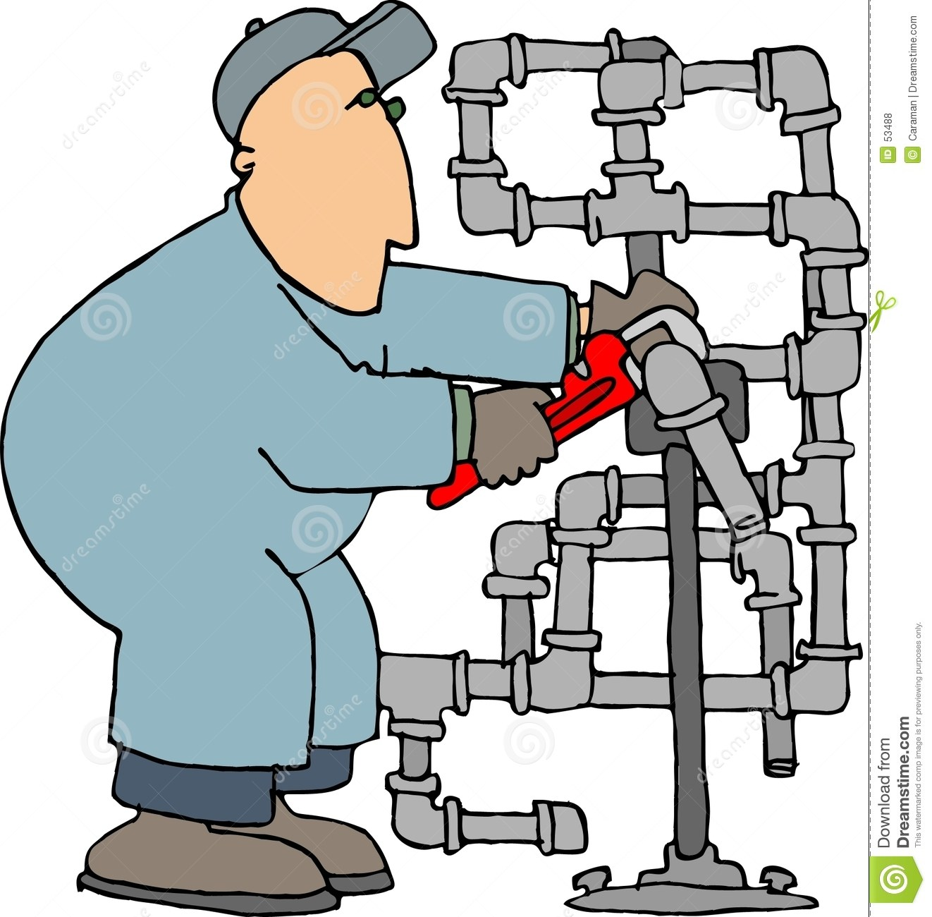 Pipefitter clipart 5 » Clipart Portal.